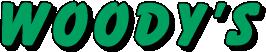 Woody's Lawn Sprinkler Logo